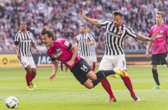 Prediksi Skor Eintracht Frankfurt vs Hertha Berlin 27 April 2019